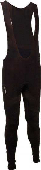Avento Fietsbroek met bovenstuk lang zwart maat L