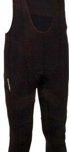 Avento Fietsbroek met bovenstuk lang zwart maat M
