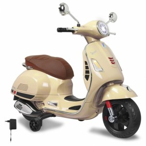 Jamara ride-on Vespa GTS 125 Junior Beige