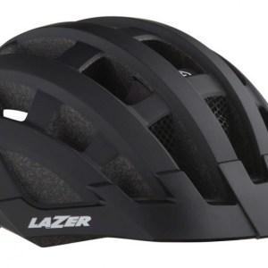 Lazer fietshelm Compact DLX Mips led zwart maat 54-61 cm