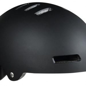 Lazer fietshelm One+ BMX Mips unisex zwart maat 58-61 cm