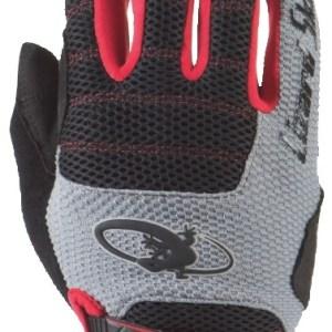 Lizard Skins fietshandschoenen Monitor AM zwart/grijs mt 11