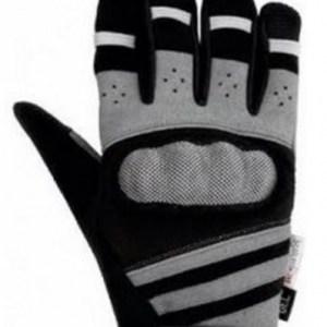 M-Wave Gel Fietshandschoenen Protect Zwart/Grijs Maat 10