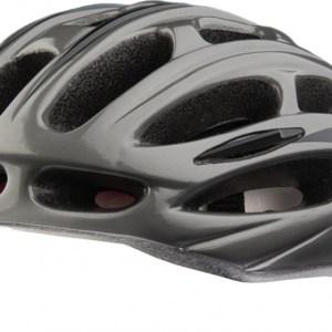 Mirage fietshelm XXL verstelbaar zwart maat 58/66 cm