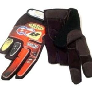 OTB Fietshandschoenen ATB unisex rood / zwart maat XXL