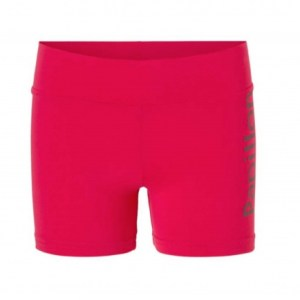 Papillon hotpants flip-over fietsbroek dames fuchsia maat 36