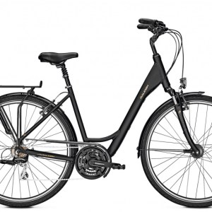 Raleigh Chester 28 Inch 50 cm Dames 21V V-Brake Zwart