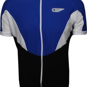 VWP fietsshirt KM Bonfanti heren blauw maat L