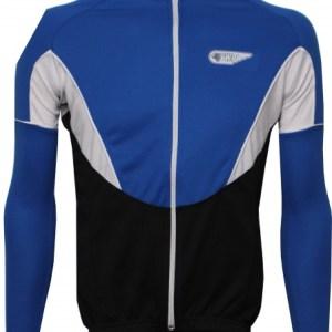 VWP fietsshirt LM Bonfanti heren blauw maat L