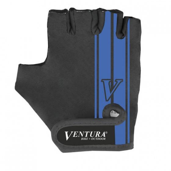 Ventura Fiets Handschoenen Blauw Maat M