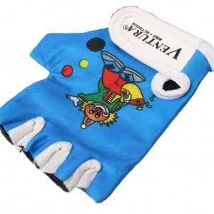 Ventura Fiets Handschoenen Kind Blauw Maat S