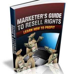 Marketer's Guide To Resell Rights