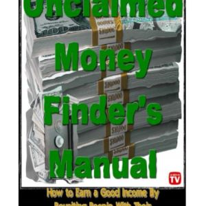 Money Finder's Guide