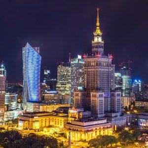Prázdninový výlet: Varšava z Prahy od 2 068 Kč