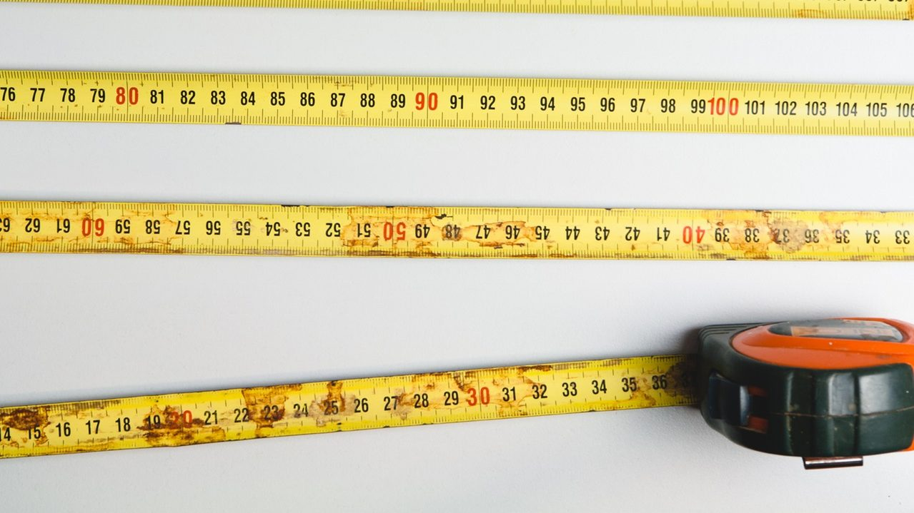 tape measure building tools