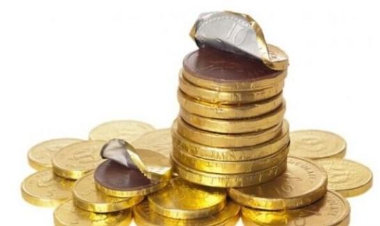 金貨チョコ キャドバリー