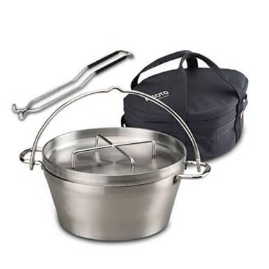 ダッチオーブン - 必要な道具