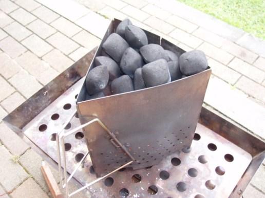 チャコスタと豆炭