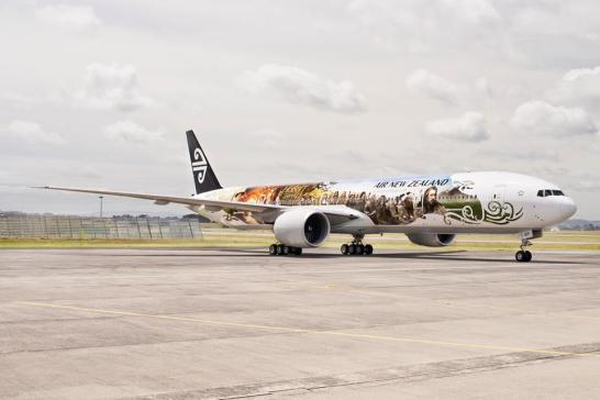 ニュージーランド航空 - ホビット号