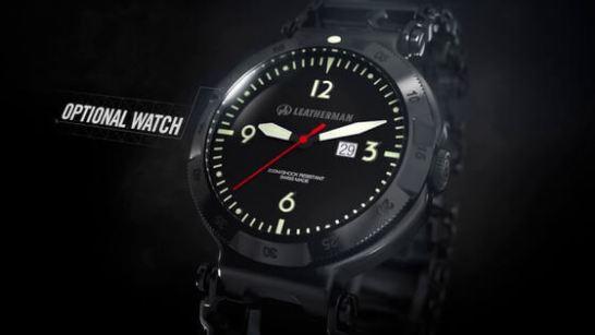 腕時計(オプション)
