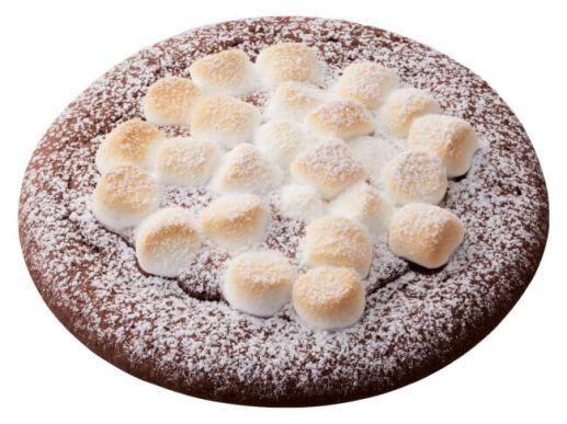 ピッツァ・チョコラータ
