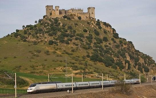 AVE鉄道(スペイン)
