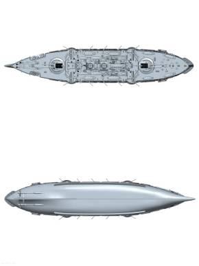 戦艦三笠 - wave