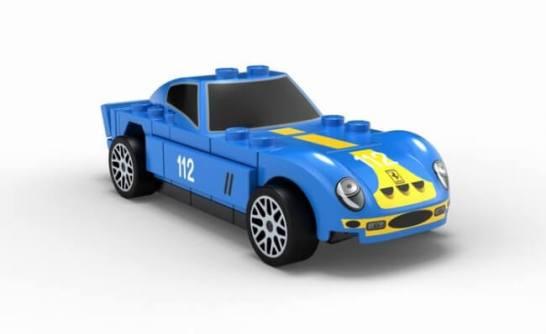 FERRARI 250 GTO - Shell V-Power LEGO®コレクション