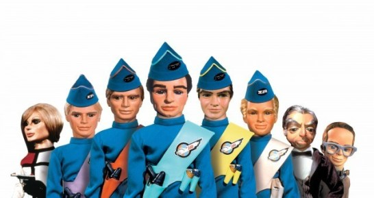 Thunderbirds ™ and © ITC Entertainment Group Limited 1964, 1999 and 2015.Licensed by ITV Ventures Limited. All rights reserved.