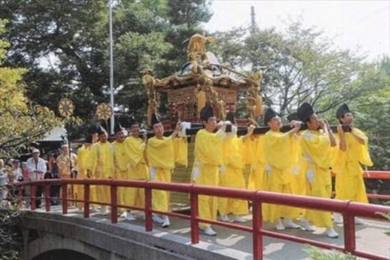 松戸の大まつり「神幸祭」が6年ぶりに斎行されます