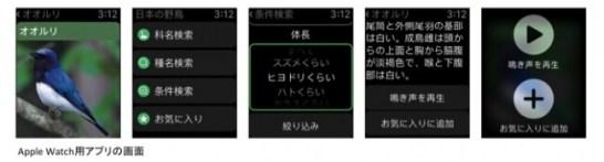 山溪ハンディ図鑑 日本の野鳥 - Apple Watch に対応