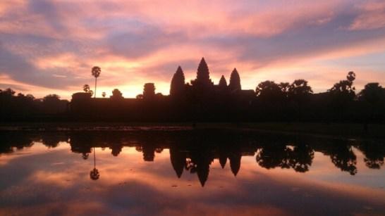 アンコールワット遺跡群 / カンボジア