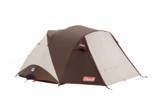 「ウェザーマスター® ブリーズドーム/300IV」:テント内を涼しく、居住空間と換気にこだわったゆとりあるブリーズドーム
