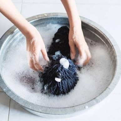 汚れたら、お風呂も大切なスキンシップ