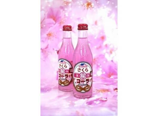 さくらコーラ - 木村飲料(静岡)