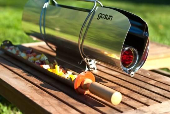 ゴーサン(GoSun) ソーラーオーブン 太陽光調理器具