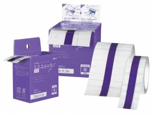 医療現場向けUVカットテープ「エアウォールUV」夏に向けて本格販売開始!