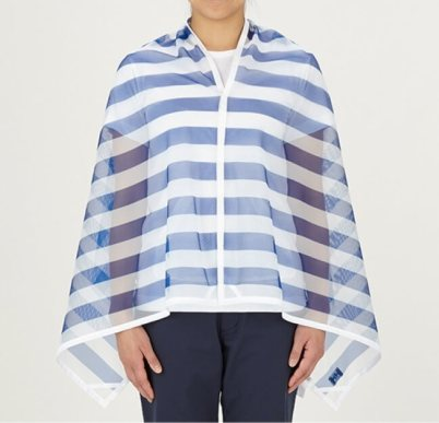 HELLY HANSEN W Insect Shield Cape