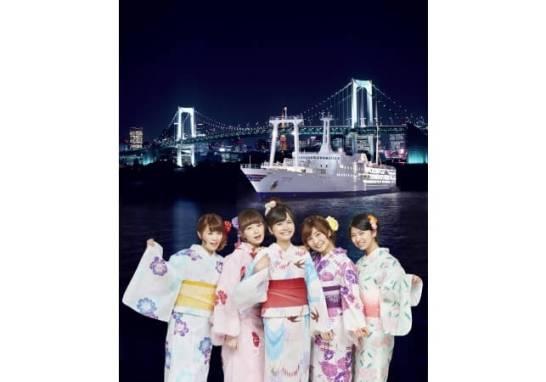 東京湾納涼船7月1日から今年も運航開始