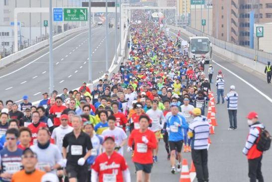 ◇「横浜マラソン2016」の画像(提供:横浜マラソン組行委員会)