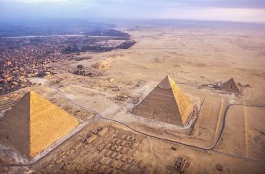 クフ王のピラミッド - 神々の指紋