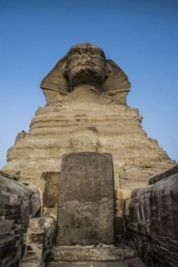 エジプトのスフィンクス - 神々の指紋