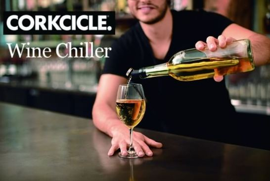 CORKCICLE - Wine Chiller