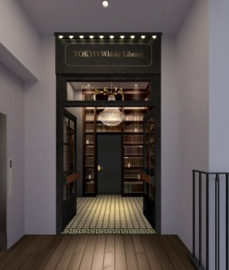 TOKYO Whisky Library(トウキョウ ウィスキー ライブラリー)