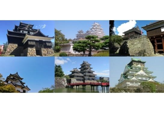 お城ファンが実際に訪れた日本のお城ランキングTOP100 - 発見!ニッポン城めぐり