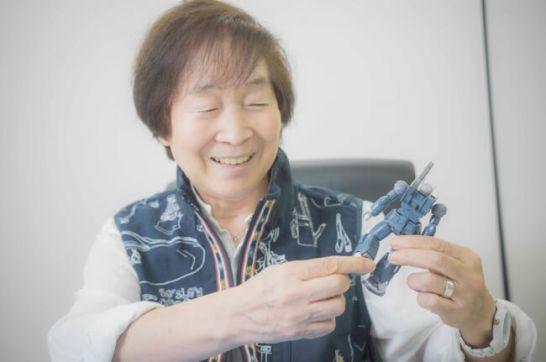 『機動戦士ガンダム』 カイ・シデン役 声優 古川登志夫さん