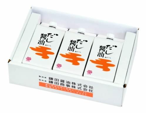 鎌田醤油の「だし醤油」
