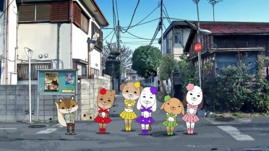 放送1000回突破記念エピソード「葛飾昔話〜もも」