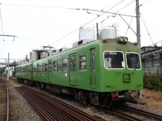 2000形 - 銚子電鉄