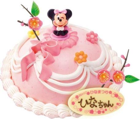 ドレスアップ`ミニーちゃん'(ひなまつり) - B‐R サーティワン アイスクリーム